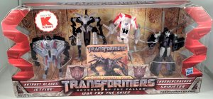Transformers Revenge of the Fallen Kmart Exclusive War for the Skies