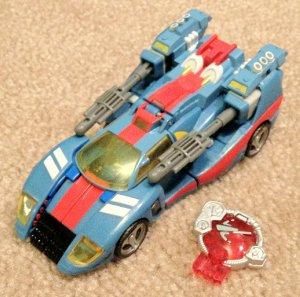 Transformers Cybertron Blurr