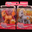 2003 G3-MLP My Little Pony Sparkleworks & Autumn Skye 2 Pack