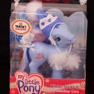 2004 G3-MLP My Little Pony Marshmellow Coco Target Exclusive Winter Series II 2