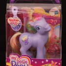 G3-MLP My Little Pony Friendship Ball Sparkle Pony Rainbow Swirl