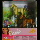 2002-Mattel Barbie Doll Collectors Horse Set w/Hair Clips