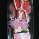 2003-NIB Mattel Barbie Doll Fairytopia Sparkle Fairy Pink w/Book