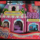 2002- G3 My Little Pony Cotton Candy Cafe