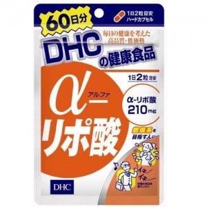 α-lipoic acid for 60 days discount pack DHC