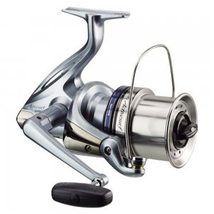 Shimano No. 027177 Active Surf throwing reel from Japan import