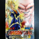 Brand New!! Dragon Ball Z Trading Card Game Part 3 Starter Deck Box Japan cards