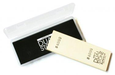SUEHIRO DUAL STONE DS4000K Whetstone #4000 Comb Typpe Sharpner grindstone wetstone Japanese knife