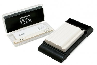SUEHIRO DUAL STONE Chisel GDS-15W Whetstone #1500 Comb Sharpner grindstone wetstone Japanese knife