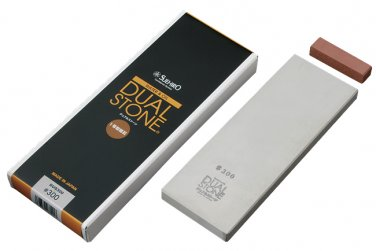 SUEHIRO DUAL STONE NO.1 DUS300 Whetstone #300 Sharpner grindstone wetstone Japanese knife