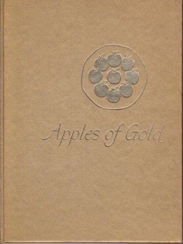 EUC Apples of Gold [Hardcover] Compiled By Jo Petty 1962