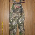 "EUC Size Large (12-18 mo) Baby Realtree ""My First SUV"" Overalls"