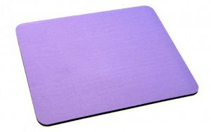 Premiun Lavender Mouse Pad. Hard-to-find color. For Optical and Laser.