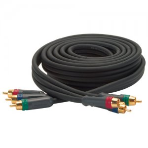 12 ft BELKIN PureAV Double Shielded Component Video Cable NEW, Very High Quality