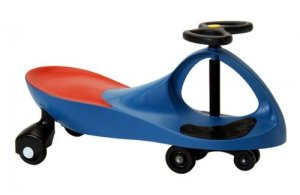2012 Best Ride-on Toy-----Plasma,Swing,Swivel,WIGGLE SCOOTER Car!(BLUE COLOR)!!