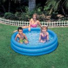 "BNIB INTEX My Crystal Blue Swimming Pool 45"" x 10"" Outdoor Backyard Ball Pit !!!"
