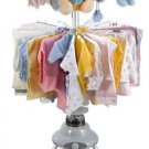 Mom'sPride Multi-functional Sterilized Portable Indoor KIDS' Mini Clothes Dryer