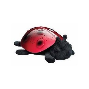 Merry Cloud Twilight Ladybug with Constellation Nightlight
