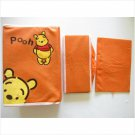 Winnie the Pooh Foldable Nursery&room Storage Box with One Drawer! (ORANGE)