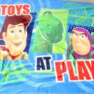 "NEW TOY STORY Woody & Buzz Light Year Children Wearable Fleece Blanket 41"" x 53"""