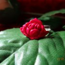 Revolutionary Girl Utena ROSE CREST Signet RING.....★MANGA Version★