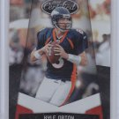 2010 Panini Certified Platinum Red #46 Kyle Orton #'D 132/999