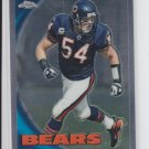 2010 Topps Chrome #C18 Brian Urlacher Bears