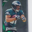 2010 Topps Chrome Rookie Card #C21 Charles Scott Eagles