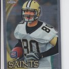2010 Topps Chrome Rookie Card #C67 JImmy Graham Saints