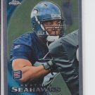 2010 Topps Chrome Rookie Card #C53 Russell Okung Seahawks