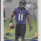 2012 Topps Prime Rookie Card Hobby Edition #131 Tommy Streeter Ravens NMT-MT