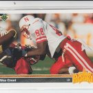 1991 Upper Deck Star Rookie #4 Mike Croel Broncos NMT-MT