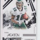 2009 Leaf Rookies & Stars #74 DeSean Jackson Eagles NMT-MT
