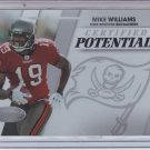 2010 Panini Certified Potential #6 Mike Williams Buccaneers #'D 425/999