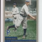 2010 Topps Vintage Legends Collection #VLC-41 Honus Wagner Pirates