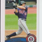 2011 Topps Series 1 #253 Jim Thome Twins