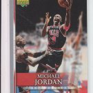 2007-08 Upper Deck First Edition #191 Michael Jordan Chicago Bulls
