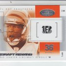 2004 Fleer Hot Prospects Draft Rewind #28 of 30 DR Chad Johnson Bengals