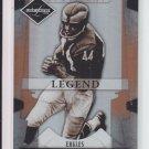 2008 Leaf Limited Bronze Spotlight #171 Pete Retzlaff Eagles #'D 072/125