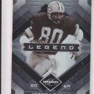 2009 Leaf Limited Legend #122 James Lofton Packers #'D 047/399