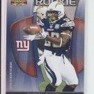 2009 Gridiron Gear Rookie Card #149 Gartrell Johnson Giants #'D 943/999