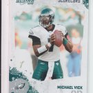 2010 Score Scorecard #225 Michael Vick Eagles #'D 463/499