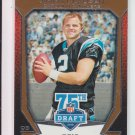 2010 Topps 75th Anniversary #75DA-19 Jimmy Clausen Panthers