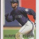 1995 Fleer Diamond Tribute  #6 Ken Griffey Jr. Mariners