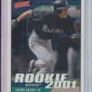 2001 Upper Deck Victory Rookie Card #564 Ichiro Suzuki Mariners Yankees