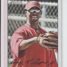 2007 Bowman Heritage #117 Ken Griffey Jr Reds Mariners