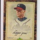 2007 Upper Deck Artifacts #36 Chipper Jones Braves