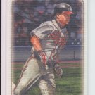 2008 UD Masterpieces #4 Chipper Jones Braves