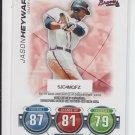 2010 Topps Attax Code Card #32 Jason Heyward Braves Expired!