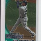 2010 Topps Chrome #28 Ken Griffey Jr. Mariners